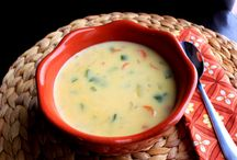 Soups / by Margaret Rogers