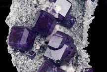 Edelsteine/Erze/Fossilien/Cool-aussehende Steine