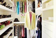 closets ideas