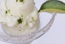 Delicious Zingy Creamy Ices / by Tracey Hembling