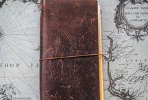 Zápisníky a deníky