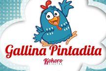 Gallina Pintadita / by Johana Chavez Bonilla