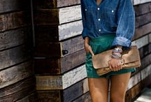 i heart your style / fashion bloggers who nail it, every time / by Mary Crowe