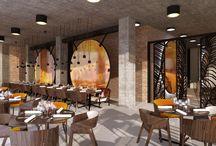 Oriental restaurant / Oriental restaurant