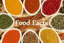 Food Facts / Facts worth sharing