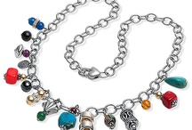 Necklaces / Create your own special necklace full of special charms to represent the loved ones in your life.