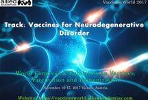 Vaccines for Neurodegenerative Disorder