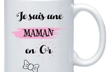 Idées Cadeau pour Maman / Cadeau pour maman, fêtes des mères.