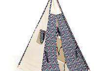 #Teepee / TIPI - szalenie kolorowy namiot do przeżywania najbardziej zwariowanych przygód.