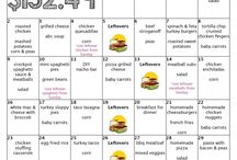 Meal plan for the family
