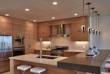 Кухня дом