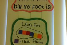 Preschool Body And senses