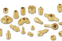PRECISION TURNED COMPONENTS /  We Manufacture, Export and supply High Precision Components all over INDIA, Europe, Middle-east, and Asian Countries. Our unit is located at Jamnagar (Gujarat), connected with all four logistics zones Sea, Airways, Railways and Roadways. We also specialize in manufacturing custom components as per custom specification and requirements. For any of your requirements go through our wide product range and send us your drawing if the same matches in respect to your product range.