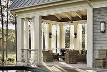 House Ideas- Outdoor Living