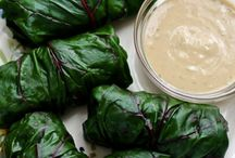 Swiss Chard: Ideas for Harvest / by Jeri Repp