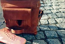 Leather Bags for Laptops / This is an amazing, casually low rucksack, a quick and convenient grab folio or a classic messenger. Visit now - http://goo.gl/J7TcqR
