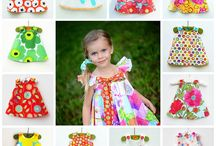 Baby Clothing / Handmade baby clothing found while shopping around the web. Some are my products, some are from other wonderful business associates!