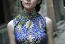 Cheong Sam Dress