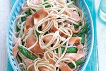 Salmon / Great ideas for super-healthy salmon.