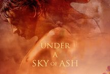 Brandon Witt, Under a Sky of Ash / Contemporary Gay Romance/Fiction - Interracial MCs. Angst. Past Hurts. Humour. Fierce Drag Queen Momma.