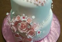 Spiselige Cakes til babyshower and barnedaab / Der findes også spiselige Cakes til #barnedåb!