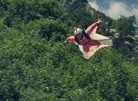 Wingsuit   B.A.S.E Jump
