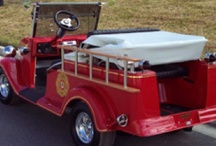 Cool Golf Carts / Cool and unusual golf carts
