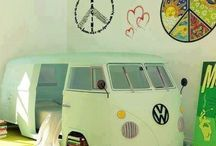 Hippie Van Love / by Kerri Robichaud