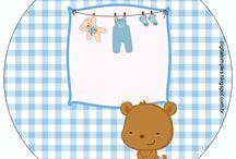 Baby Urso e Ursa