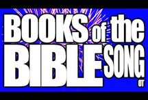 Books of the Bible / by Chris McNeal