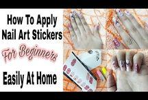 Nail Arts DIY
