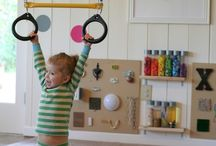 Playroom / ideas to decorate and build a child's playroom / by Rita McCurtain