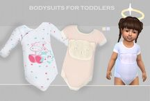 The Sims 4 - Clothing (toddler)
