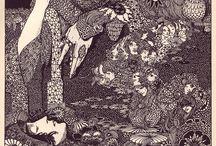 Illustrator Master_H. Clarke