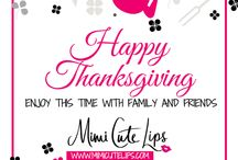 Thanksgiving / Recipes, crafts, decor, and more to celebrate Thanksgiving!