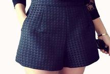 shorts femme