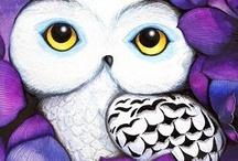 Owl.s / by Juliana Alves