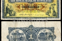 New hobby - old bank notes