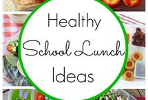 Healthy Back to School Recipes