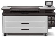 HP PageWide XL Printers / Based on proven HP PageWide Technology—currently powering HP Inkjet Web Presses producing 4 billion impressions annually— HP PageWide XL printers offer breakthrough printing speeds in monochrome and color.