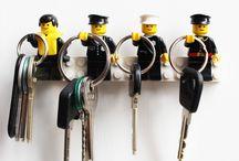 Nøgle bræt/-skab
