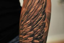 Tattoo forearm