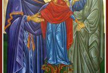 Virgem Maria / Ícones e imagens da Mãe de Deus;
