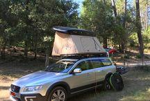 Road trip en Corse, en Volvo XC70 équipée d'une Hussarde Quatro (tente de toit) france.bivouac.com / http://france.bivouac.clicforum.com/t185-Road-trip-en-Corse.htm?start=15#p1966