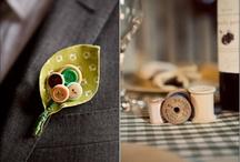 {Wedding Ideas} Boutonniere