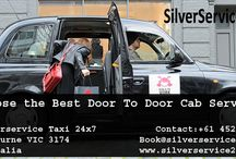 Silver Top Taxi Services Melbourne