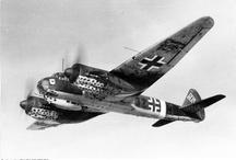 GERMAN AIRPLANES WW2
