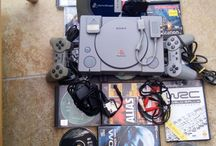 Play Station and Extras for sale.