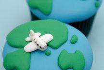 pilot cake