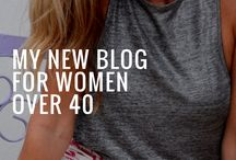 Blog Board - Fine After 40 / My blog board for www.fineafter40.com  An age positive site for women who've grown up... but not too much.